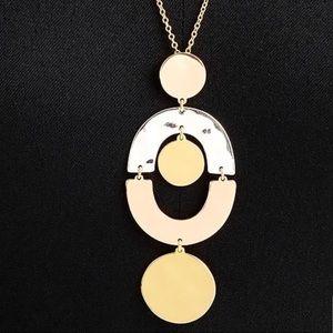 J Crew Orbit Necklace